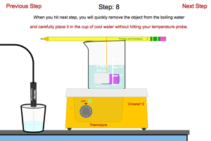 specific heat lab 18b specific heat-rgcdoc - 1 - specific heat introduction the purpose of this lab is to determine the specific heats of several different metals.